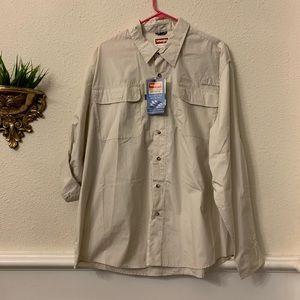Wrangler Utility Shirt 🌿